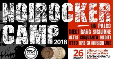 NOIROCKERCAMP2018   Santa Ninfa (Tp) 26 maggio