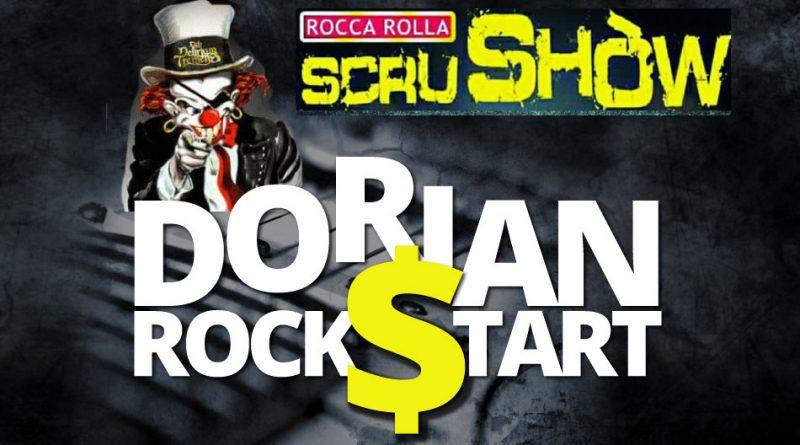 "Contest ""<b>Dorian Rock$tart</b>"" | Palermo 19, 21 giugno"