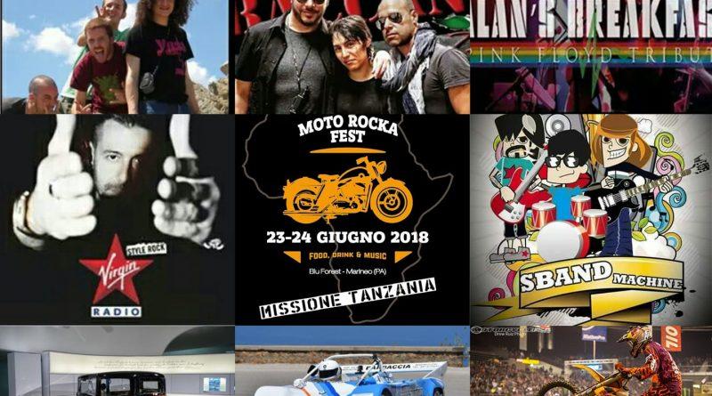 23 24 Giugno | Moto Rocka Fest missione Tanzania