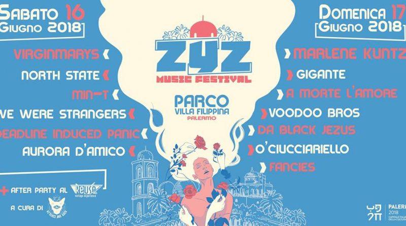 ZYZ Music Festival | Palermo 16 e 17 Giugno